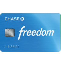 Chase Freedom's Third Quarter 5x Categories Begin Today