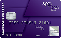 Review: The Starwood Preferred Guest Credit Card from American Express