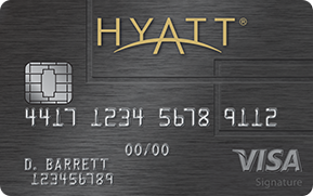 Review: The Hyatt Credit Card