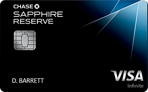 Review: Chase Sapphire Reserve Credit Card