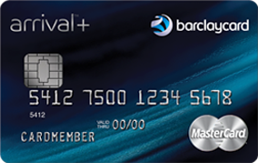 Review:  Barclaycard Arrival Plus World Elite MasterCard