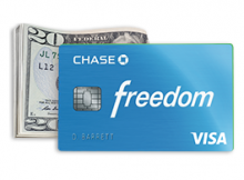 Earn 5x Ultimate Rewards Points at These Retailers with Your Freedom Card