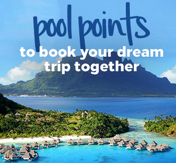 Hilton Honors Points Pooling Now Available