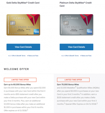 Grab Some Easy Delta SkyMiles with These Increased Bonuses