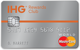 Review: Chase IHG Rewards Club Select Credit Card
