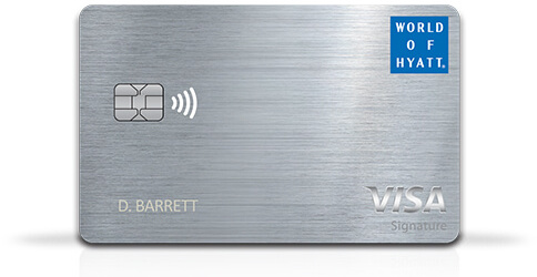 Review: The World of Hyatt Credit Card