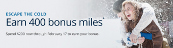 Earn 400 Bonus Miles at These Airline Shopping Portals